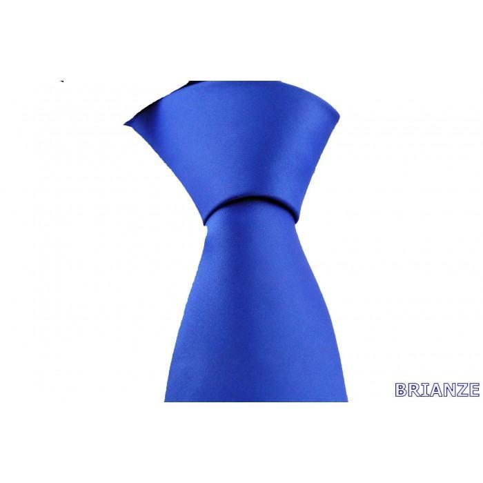 Saks Mavi Dupont Saten Mendilli Kravat - Brianze