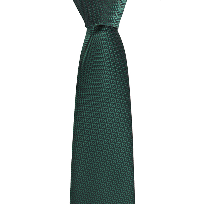 Yeşil Mendilli Kravat-Brianze