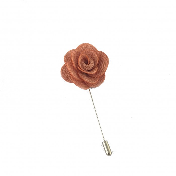 Somon Rengi Yaka Çiçeği - Brianze